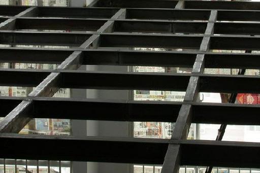 广西建材厂房-广西钢结构工程别具一格