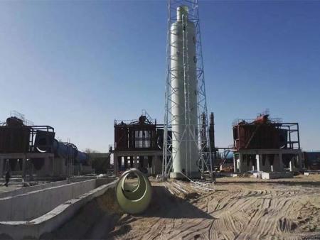 泾川脱硫塔_宁夏鑫瑞科环保设备提供合格的脱硫塔