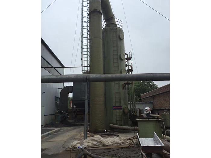 张掖脱硫塔价格-宁夏鑫瑞科环保设备提供良好的脱硫塔