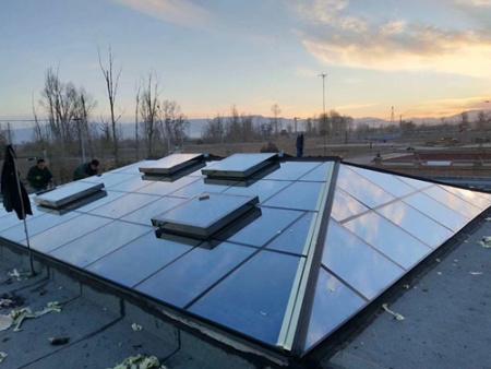 天水钢结构阳光房用什么材料好,天水阳光房价格,天水阳光房厂家