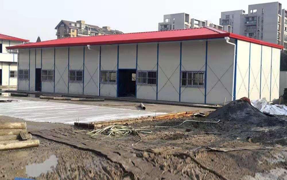 寧波移動板房-四坡輕鋼組合房要上哪買