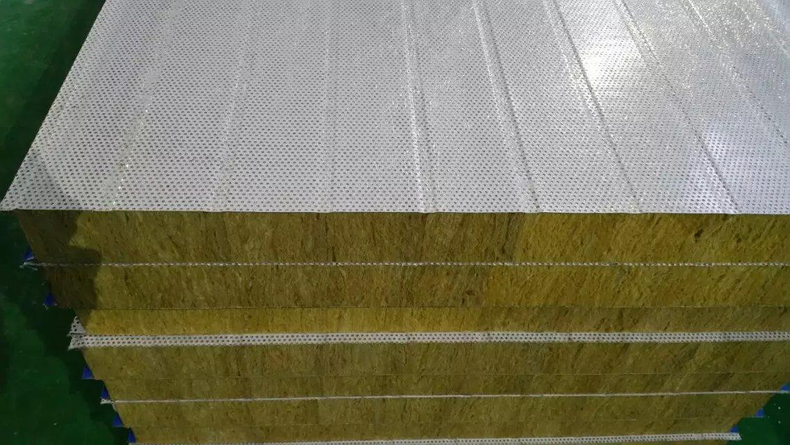 郑州冲孔板岩棉板厂家 郑州冲孔岩棉板厂家生产