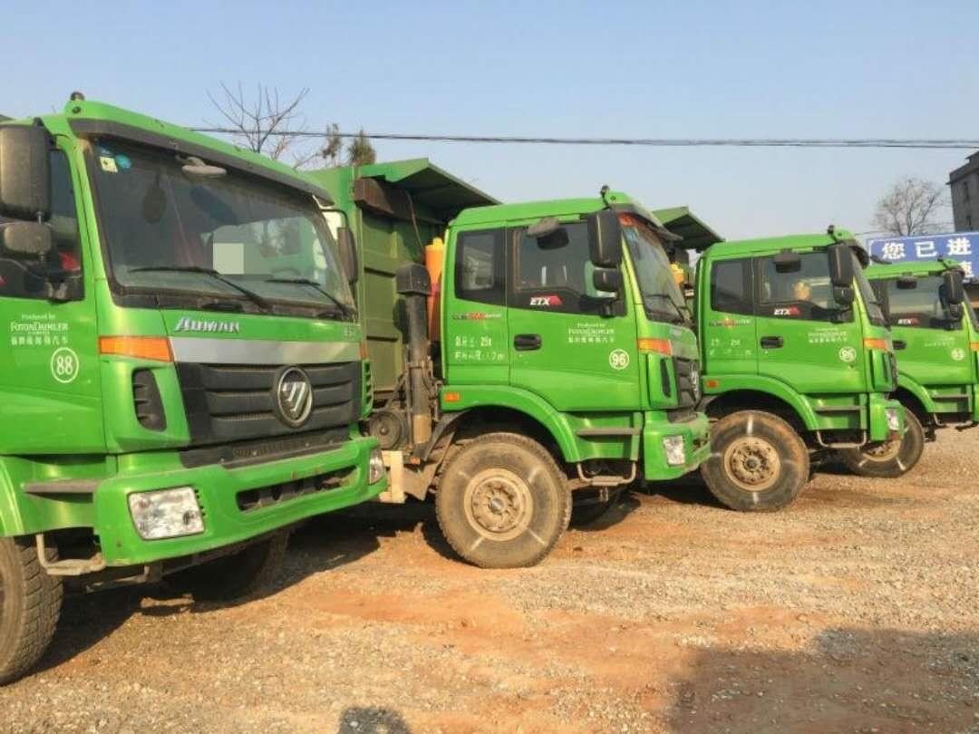 鸿图园林公司提供专业的设备租赁-柳州工程车租赁电话