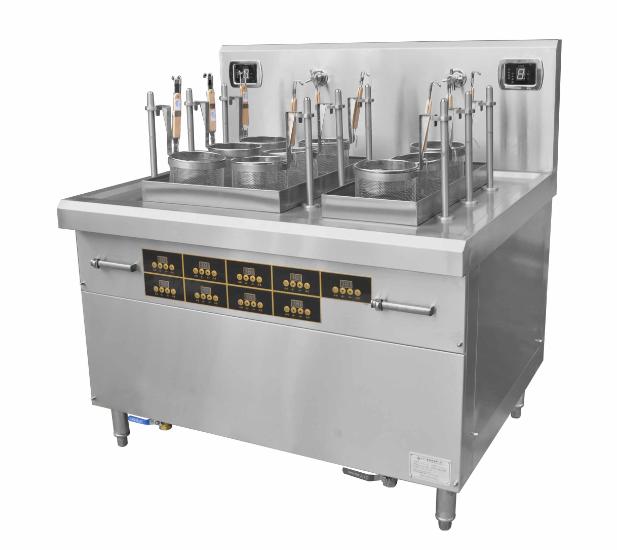 厨房设备维护保养-酒店炒菜机报价