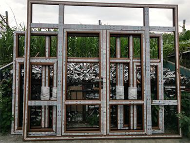 抚顺断桥铝门窗用金刚网纱窗比较好
