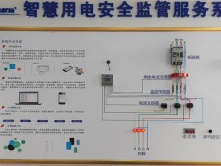 智慧用电安全监管系统介绍【恒超电业】