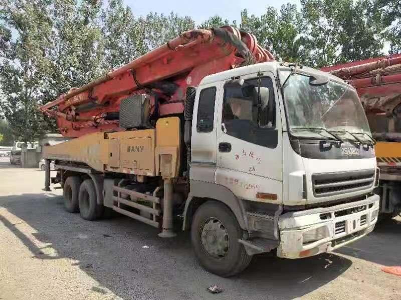 13年二手泵车-济宁二手泵车供应商