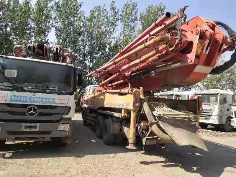 二手泵车62m-济宁二手泵车供应商