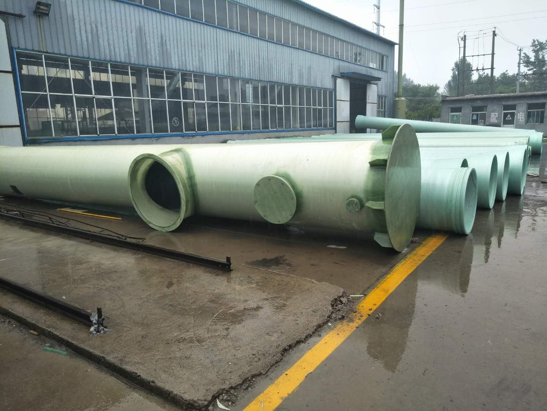 湖北大型防腐玻璃钢烟囱价格_在哪可以买到大型防腐玻璃钢烟囱