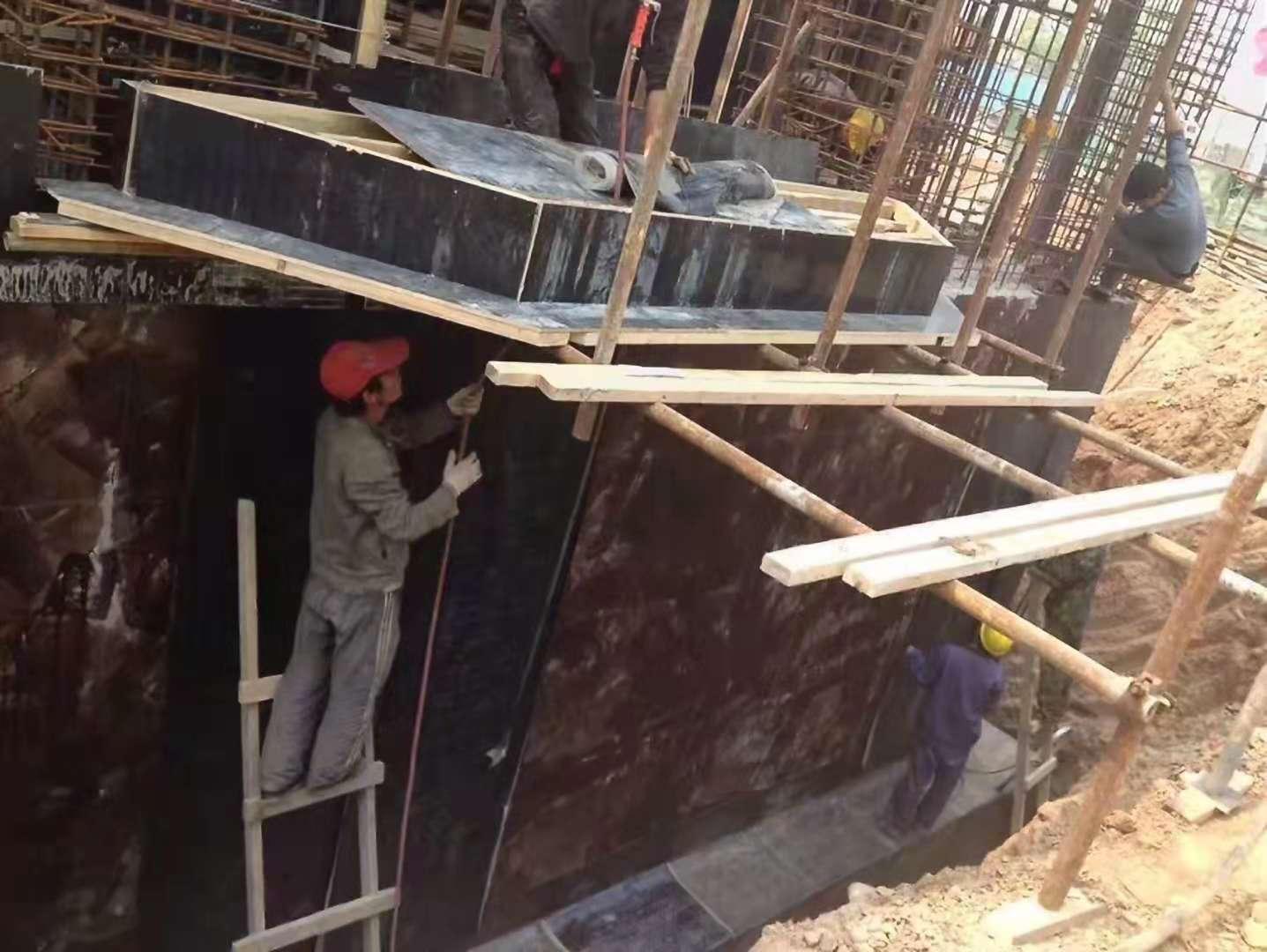 红岩专业防水施工