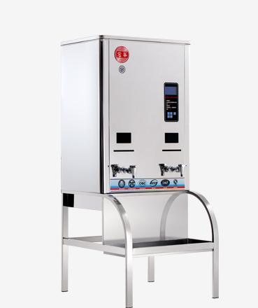 北京宏华2019新款亮板刷卡电开水器,校园开水器