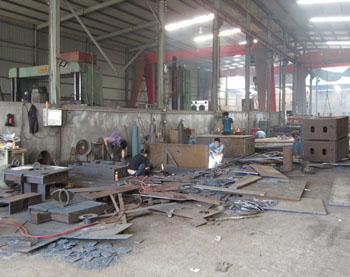 电焊外协加工