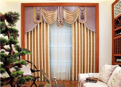 青海哪里有品质好的青海窗帘出售_宾馆窗帘