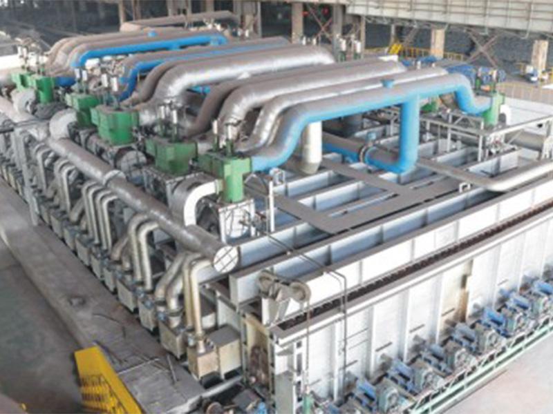 步进炉供应厂家-鹏远自动化提供专业的步进式炉