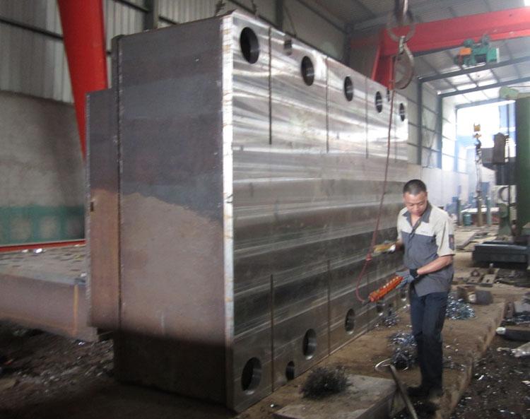 铁架焊接外协加工-口碑好的液压机机焊接外协加工服务商哪里找