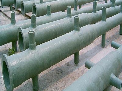 【霆旗促销中】玻璃钢喷淋管厂家及价格、现货供应