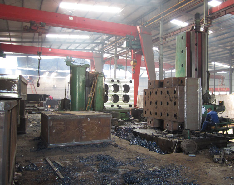 河南机器焊接冷作对外加工-温州地区优惠的机架焊接冷作外加工