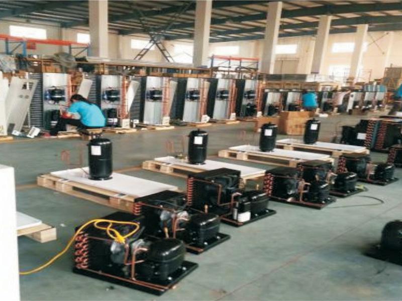 貴州多并聯螺桿機組多少錢_貴陽哪里有供應高質量的半封閉活塞式壓縮機