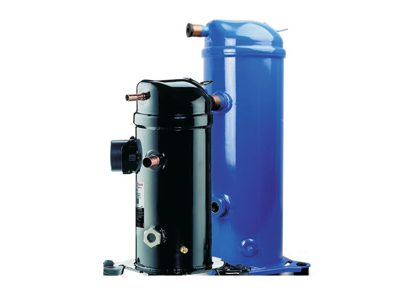 丹佛斯冷凝机组价格|贵阳日月制冷质量可靠的丹佛斯冷凝机组出售