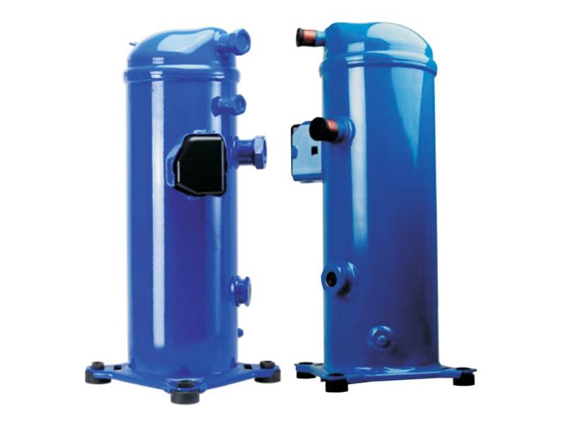 冷凍渦旋壓縮機-貴陽高性價丹佛斯冷凝機組出售