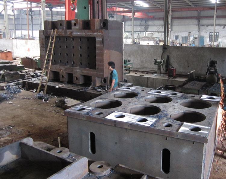 山东切割加工-专业的液压机械切割加工当选志刚焊接