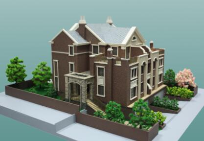 北海房地产沙盘模型-制作房地产模型就找广西方兴建筑模型