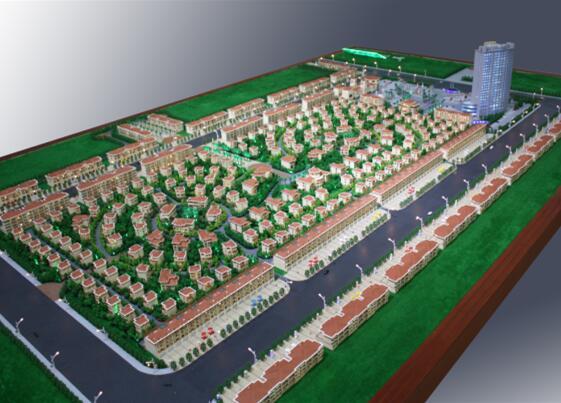 钦州房地产模型定制,房地产模型设计制作