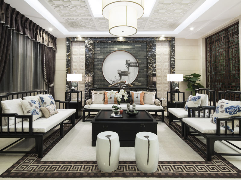 全屋软装设计当选广州八圆素软装饰设计-南平室内软装工程公司
