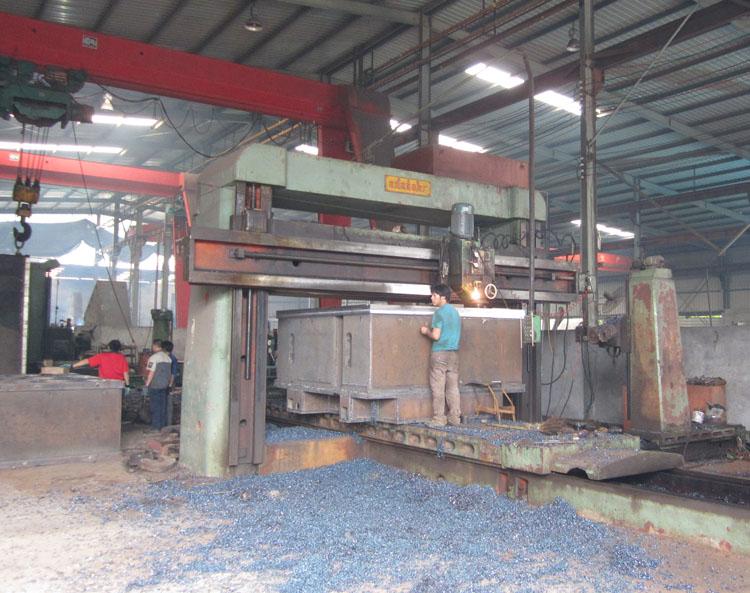 冷作外协加工_高水平的液压机械当选志刚焊接|冷作外协加工