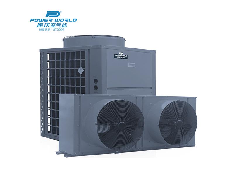 空气能烘干机分体式热泵