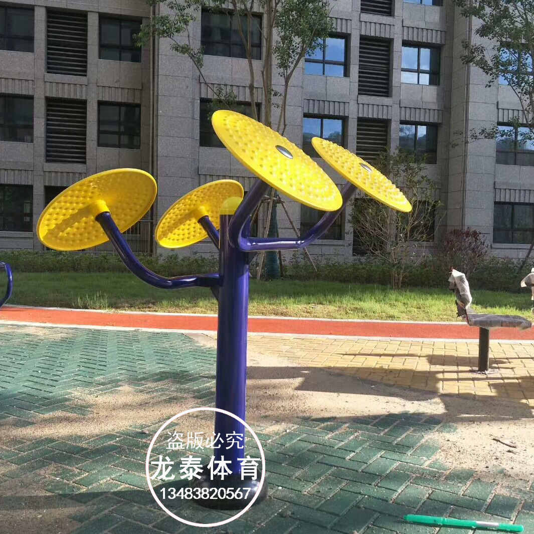 沧州新品小区健身器材供销——售卖小区健身器材