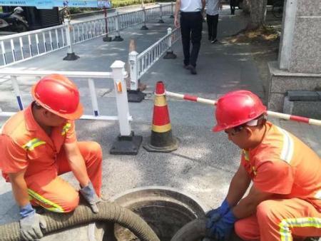排污管道疏通 可靠的西安管道疏通上哪找