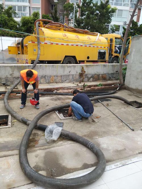 灞桥区排污管道疏通费用-有保障的西安管道疏通就选陕西华电