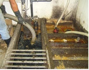 西安隔油池清理