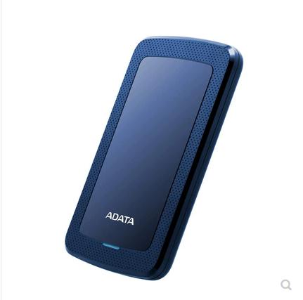 简约时尚,一见倾心威刚HV300移动硬盘——昆明卓兴科技