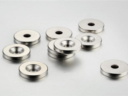 浙江磁铁生产厂家哪家好-品牌好的沉孔磁铁提供商-当选玉鑫磁业