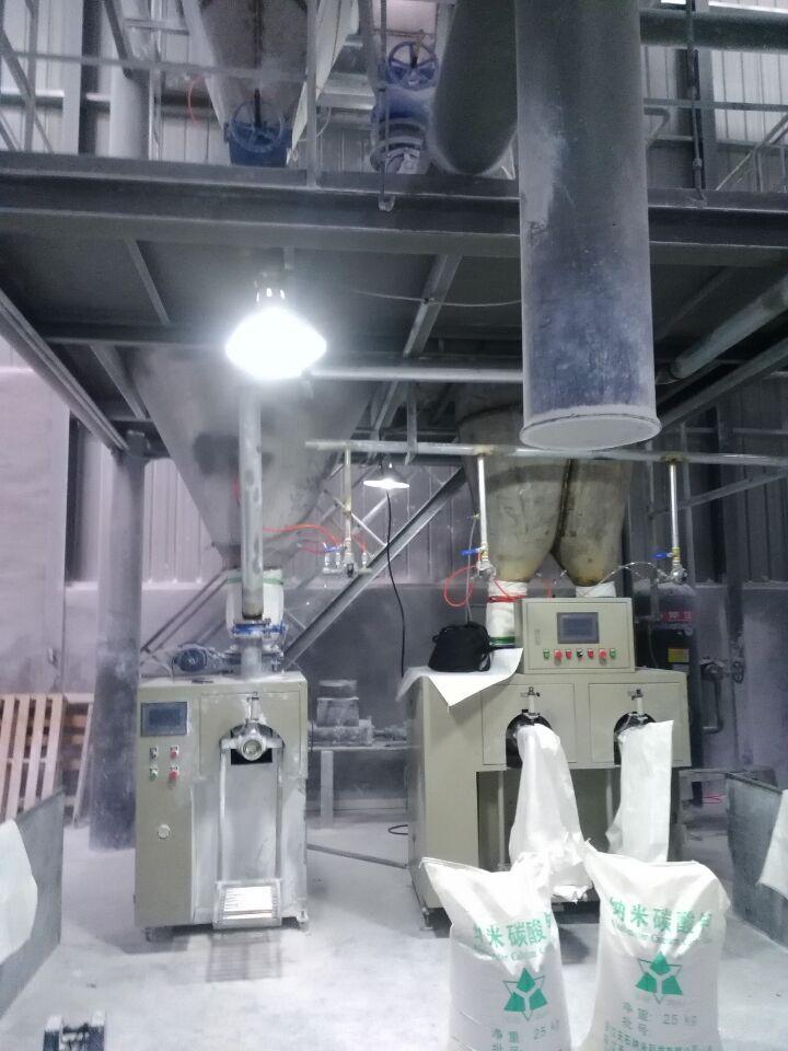 广州众盛自动化提供好的双嘴包装机_沸石粉包装机厂家