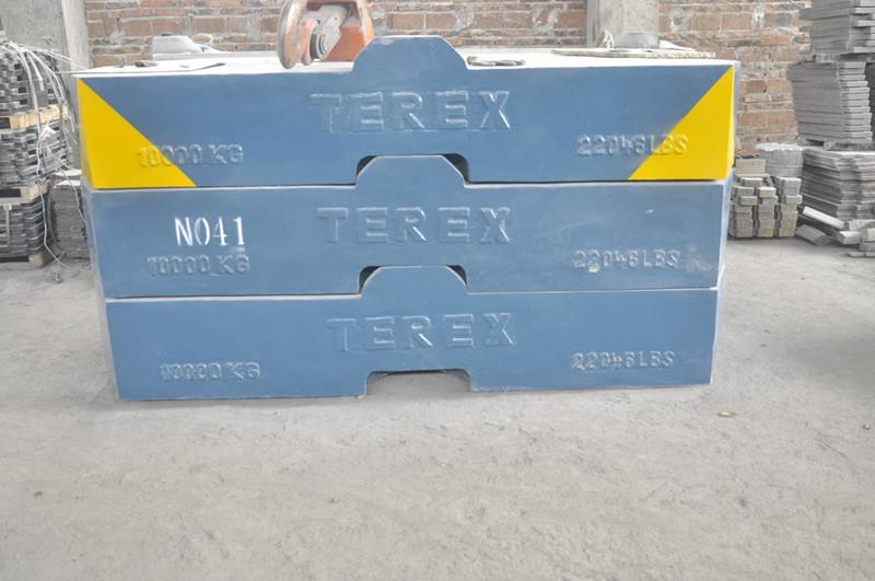 广州配重铁-具有口碑的配重块厂家倾情推荐