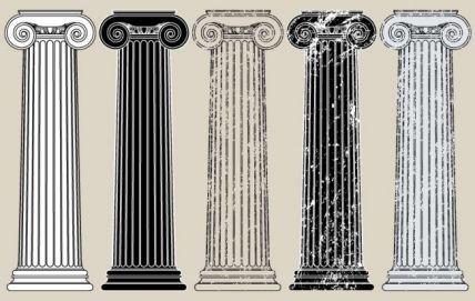 广西GRC欧式罗马柱设计-大量出售广西新款欧式GRC罗马柱