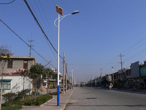 太阳能路灯的主要保护模式——朗坤照明