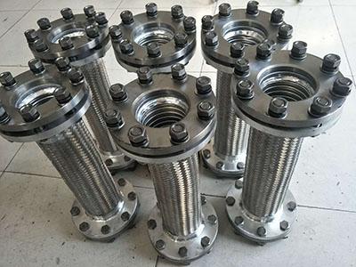 DN100金属软管