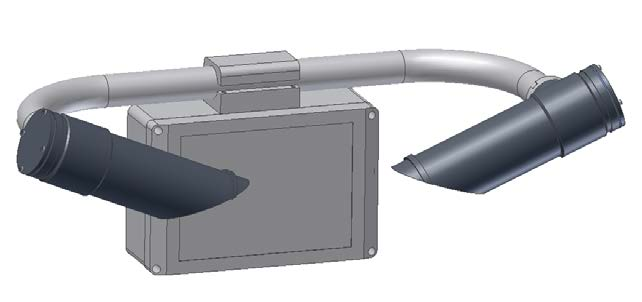 HSVS能见度仪