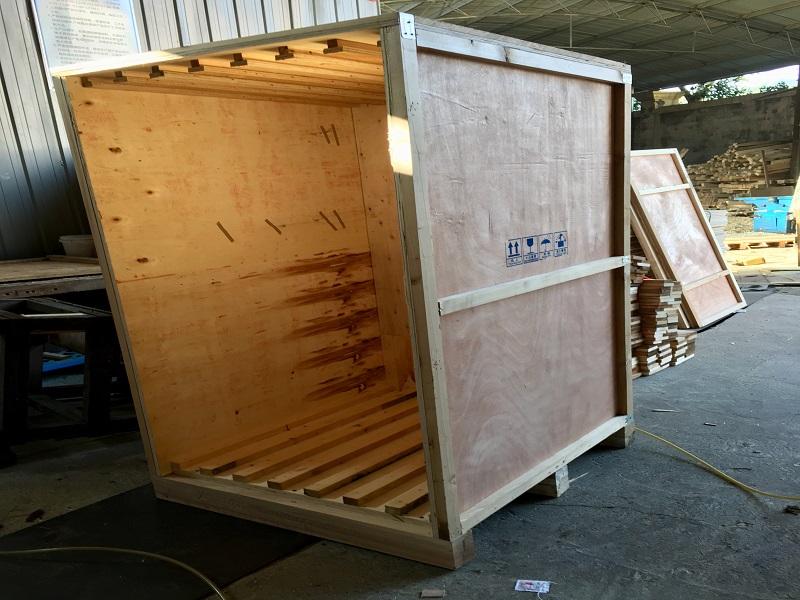 免熏蒸包裝箱購買_想購買價位合理的免熏蒸包裝箱,優選森博木業