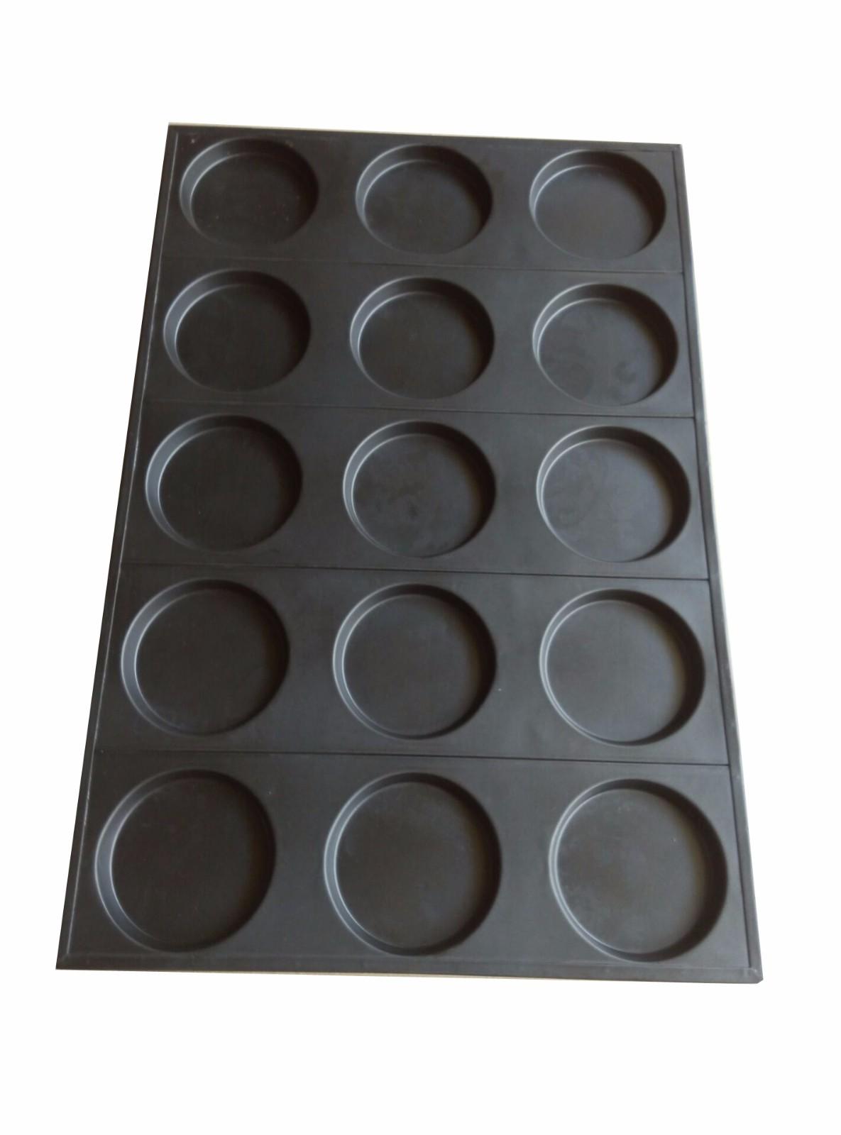 汉堡面包烤盘图片-专业的汉堡盘模具供货商