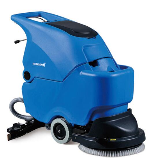 洗地机怎么操作-盈伟优环保设备洗地机作用怎么样