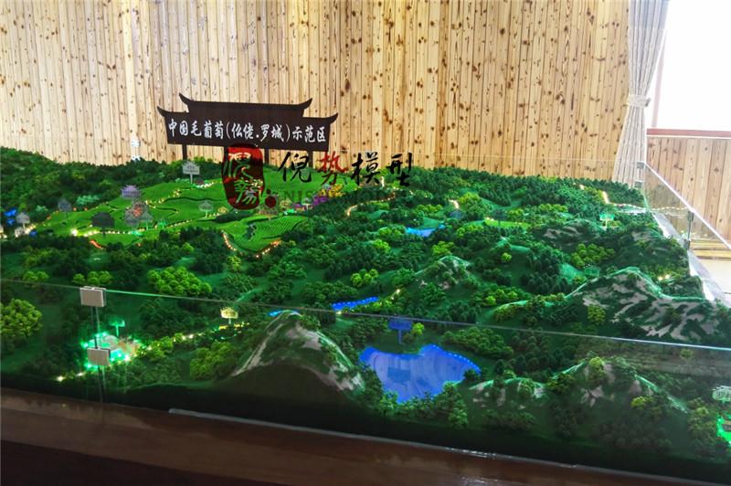 南宁地形地貌模型_广西地形地貌模型当选倪势模型