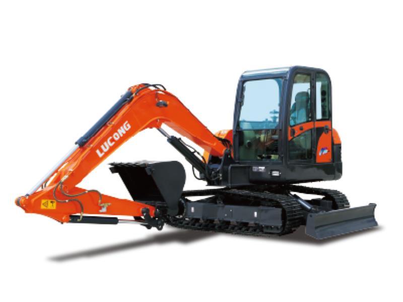 挖掘机的基本使用方式
