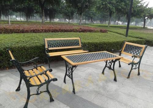 固原坐凳價格-買固原戶外休閑椅認準誌誠塑木