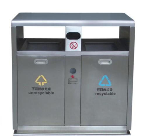 垃圾桶定制廠家-志誠木塑報價合理的垃圾桶