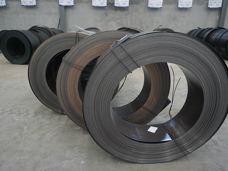 徐州钢带厂家|哪里买质量好的黑皮钢带